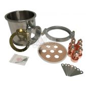 """Complete 6"""" ProCap Plate Assembly"""